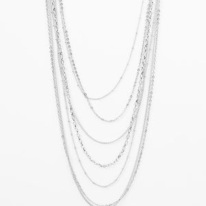 💍 5 for $25 sale! 💍 Silver Necklace